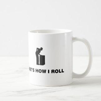 Back Pain Coffee Mug