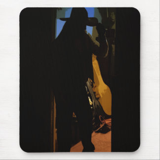Back Stage Mouse Pad
