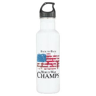 Back to back world war champs.png 24oz water bottle