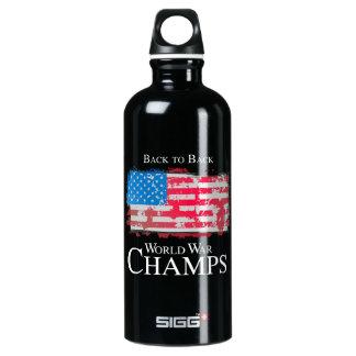 Back to Back World War Champs -.png SIGG Traveler 0.6L Water Bottle