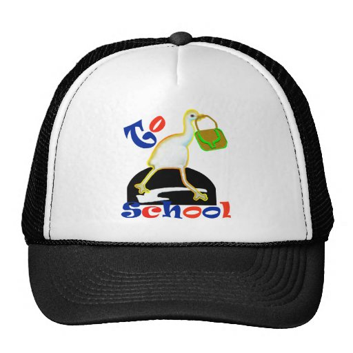 back to school 2 hat