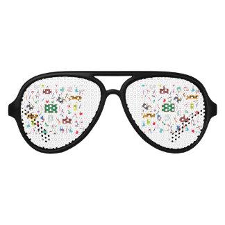 Back to School Aviator Sunglasses