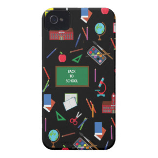 Back to School Case-Mate iPhone 4 Cases