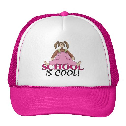 Back To School Clothes Trucker Hats