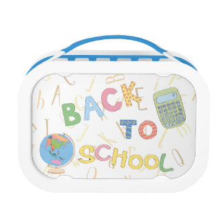 Back To School Cute Kids Lunchbox