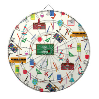 Back to School Dartboard