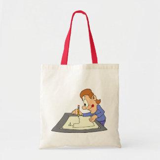 Back to School diagram Tote Bag