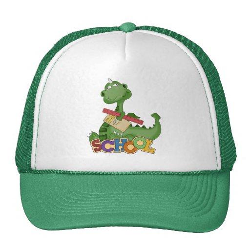 Back To School Dragon Mesh Hat