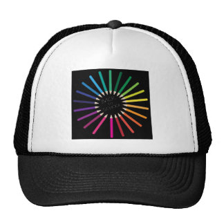 Back To School Mesh Hat