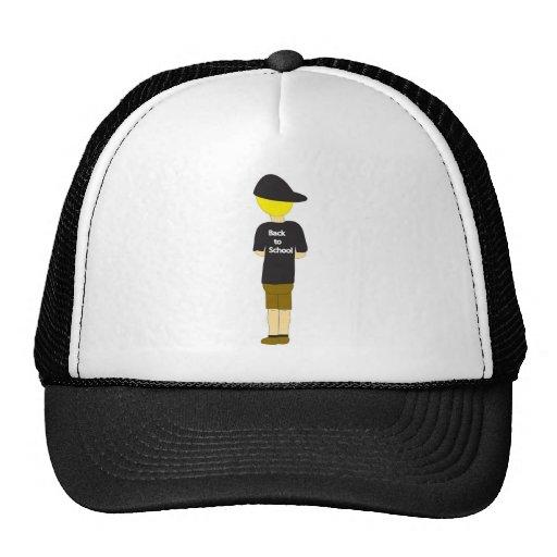 """Back to School"" Hat"