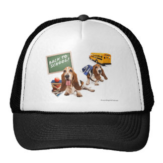 Back to School Trucker Hats