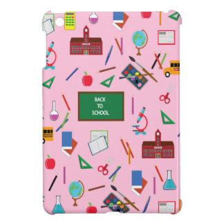 Back to School iPad Mini Covers