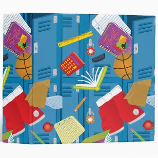 back to school locker notebook 3 ring binders