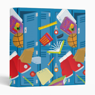 back to school locker notebook binders