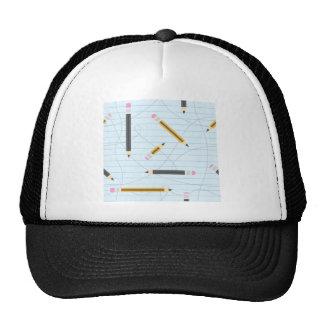 Back to School Pencils Trucker Hat