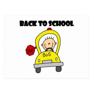 Back to School Postcard