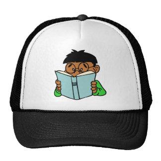 Back to school, reading is fun trucker hat