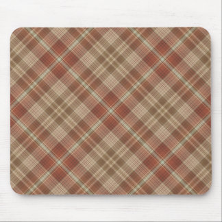 Back to School Retro Plaid Mugs and Mousepads