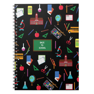 Back to School Spiral Notebook