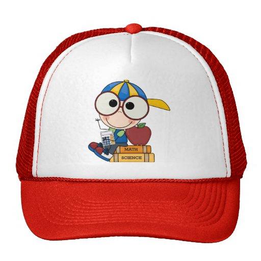 Back To School Supplies Mesh Hat