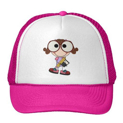 Back To School Supplies Trucker Hat