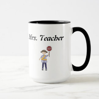 Back to School Teachers Mug