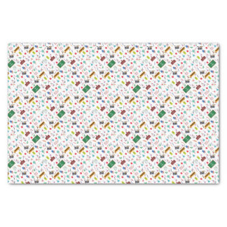 Back to School Tissue Paper