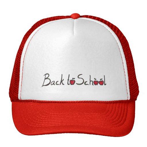 Back to School, trucker hat