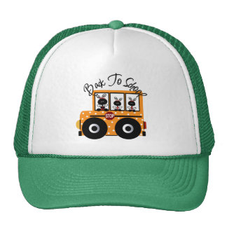 Back to School Tshirts and Gifts Trucker Hat