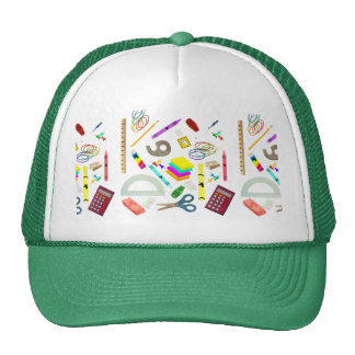 Back to School Unicorn Trucker Hat