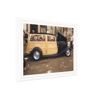 Back to the Beach(w/border) Canvas Print