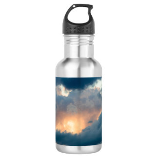 back to the early show 532 ml water bottle