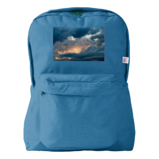 back to the early show backpack