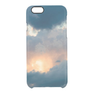 back to the early show clear iPhone 6/6S case