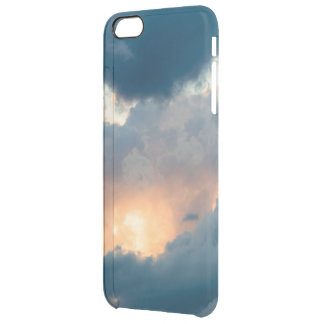 back to the early show clear iPhone 6 plus case
