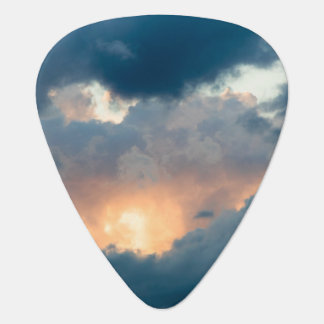 back to the early show guitar pick