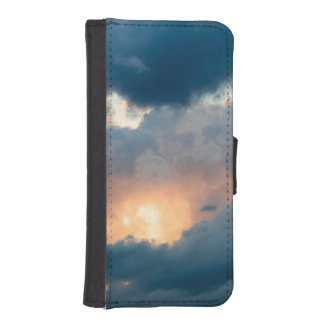 back to the early show iPhone SE/5/5s wallet case