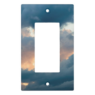 back to the early show light switch cover