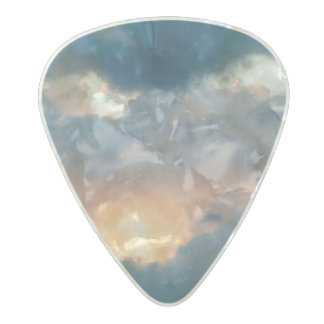 back to the early show pearl celluloid guitar pick
