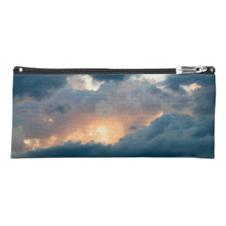 back to the early show pencil case