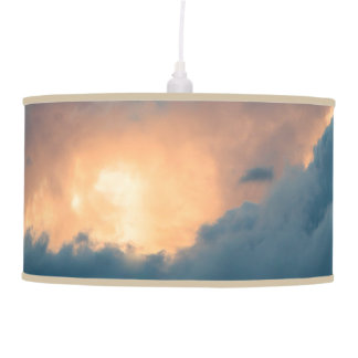 back to the early show pendant lamp