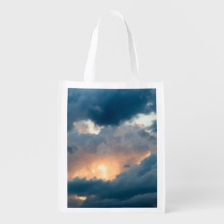 back to the early show reusable grocery bag