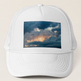 back to the early show trucker hat