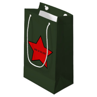 back to the ussa small gift bag