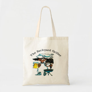 Back Yard Griller Dad Tote Bag
