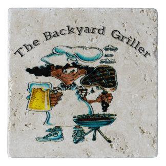 Back Yard Griller Dad Trivet