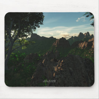Backcountry Hike Mouse Pad