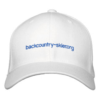 backcountry-skier.org hat 2.0