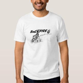 BaCKFIRE DS650 T-shirt