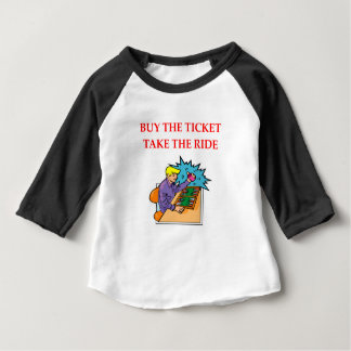 backgammon baby T-Shirt